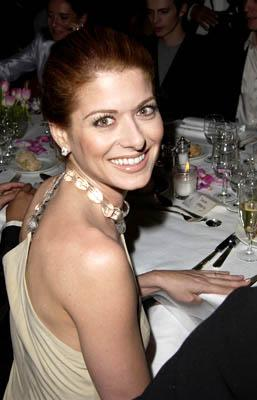 Debra Messing Chopard Trophy Cannes Film Festival - 5/17/2002