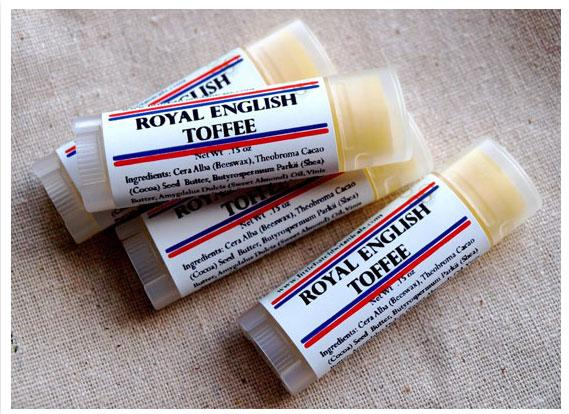 Royal Toffee Lip Balm