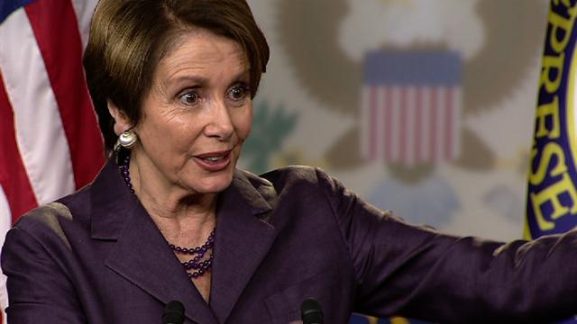 """Pelosi on IRS targeting: """"Why is this a politicized issue?"""""""