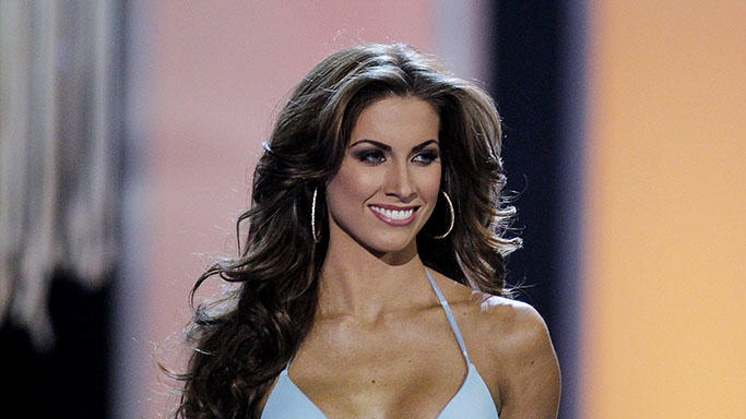 2012 Miss USA Competition - Show: Katherine Webb