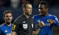 Chelsea's Mikel Suspended After Clattenburg Row