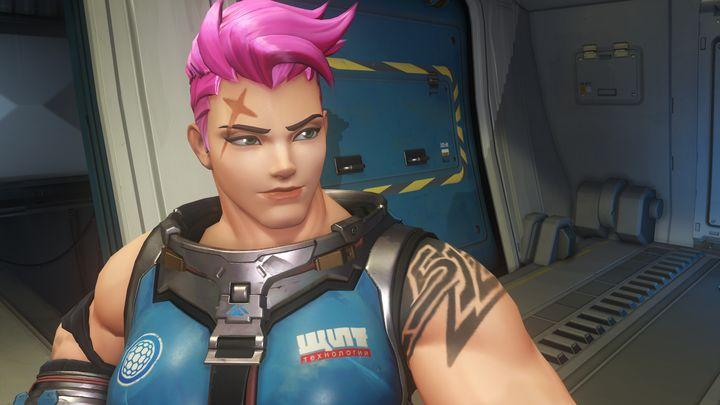 Overwatch introduces two new characters, gunslinger McCree and tank Zarya