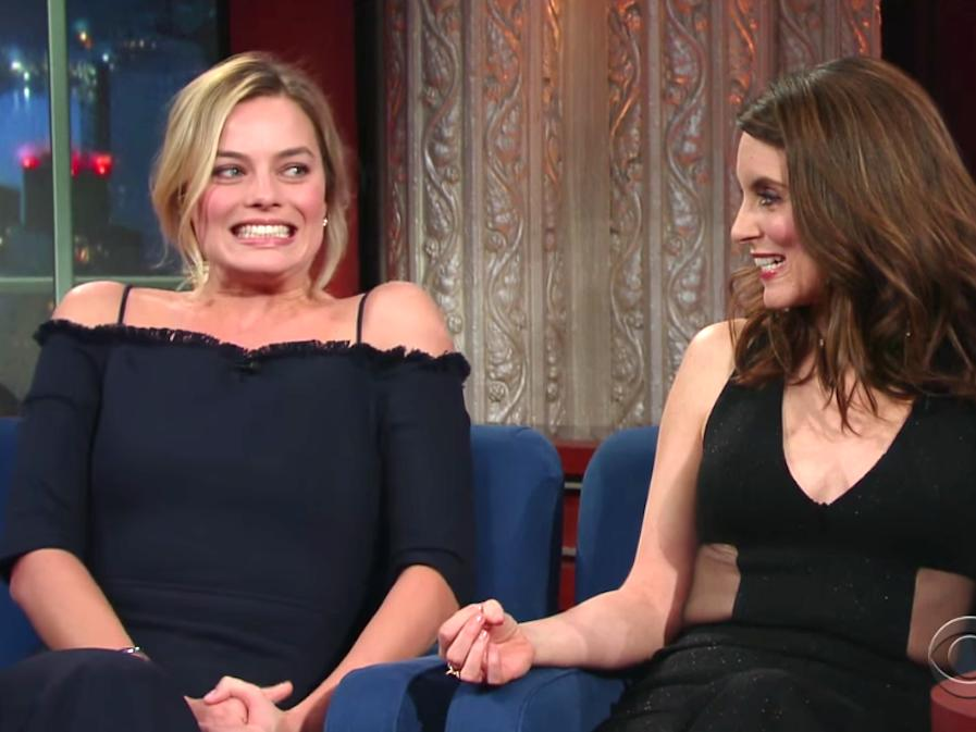 Margot Robbie accidentally gave someone a misspelled 'Suicide Squad' tattoo