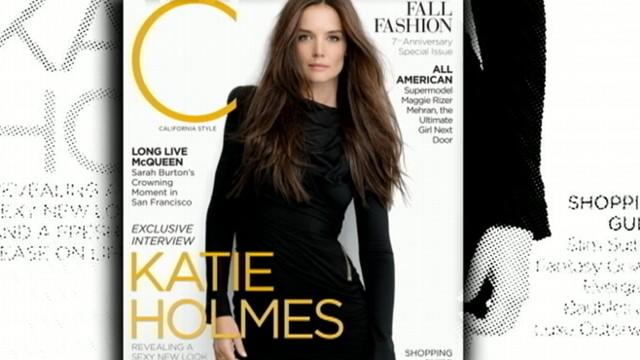 Tom Cruise, Katie Holmes Divorce: Actress Stays Busy in New Life
