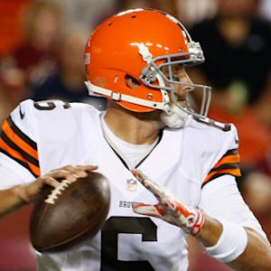 Does Brian Hoyer give Cleveland Browns best chance to win?