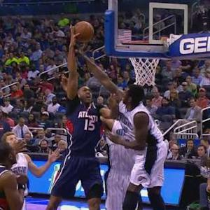 Nicholson Rejects Horford