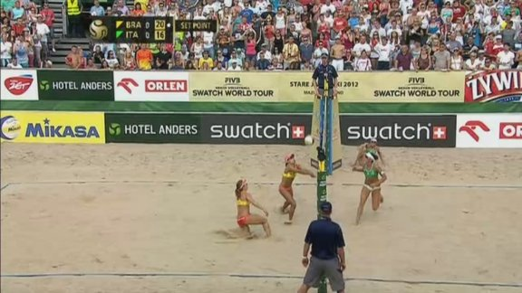Beach Volleyball Poland 1 [VOICEOVER]