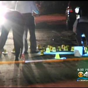 1 Dead, 1 Injured In Opa-Locka Drive-By Shooting