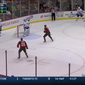Tampa Bay Lightning at Minnesota Wild - 10/25/2014