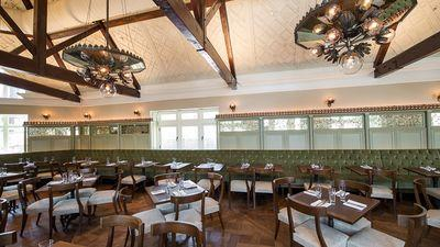 At Least One Publication Thinks Jeremiah Tower Has Improved Tavern on the Green