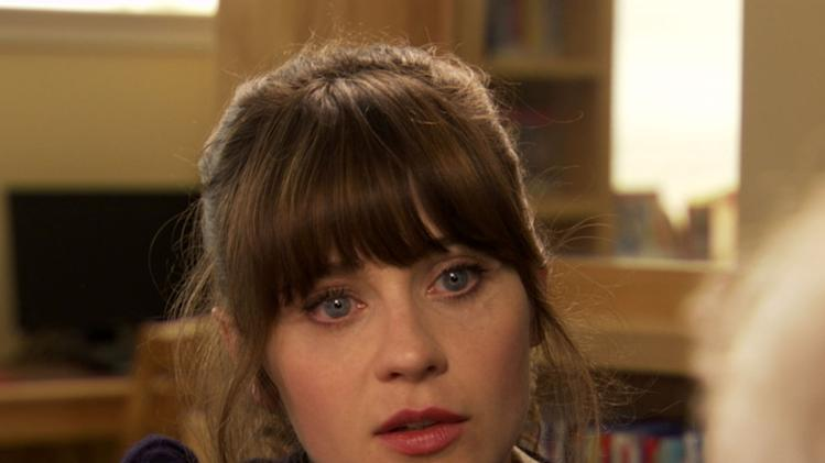 """Who Do You Think You Are?"" Episode 404 - Zooey Deschanel"