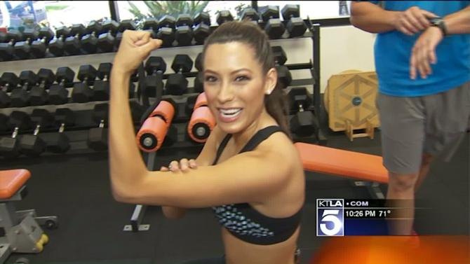 What Does it Take to Be Swimsuit Ready? Miss California Natasha Martinez Shows Us How She Gets in Miss USA Shape