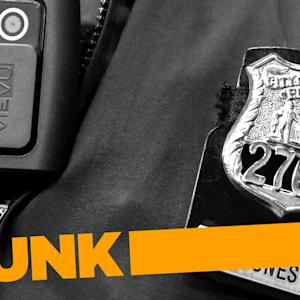 Police body cams are a drop in the bucket