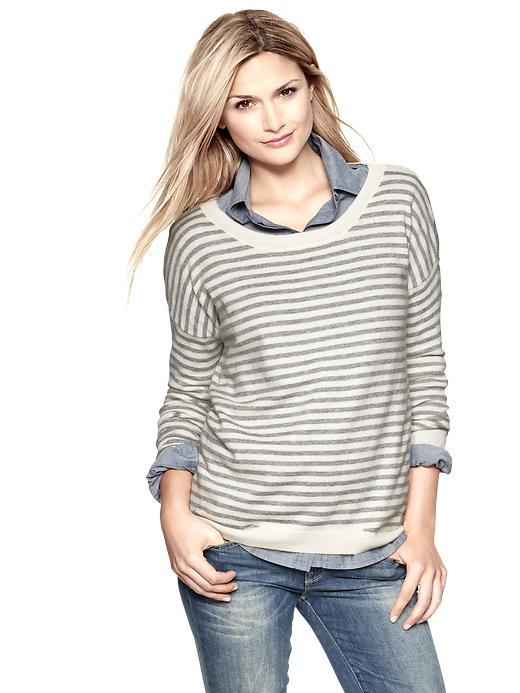 Eversoft Stripe Sweater