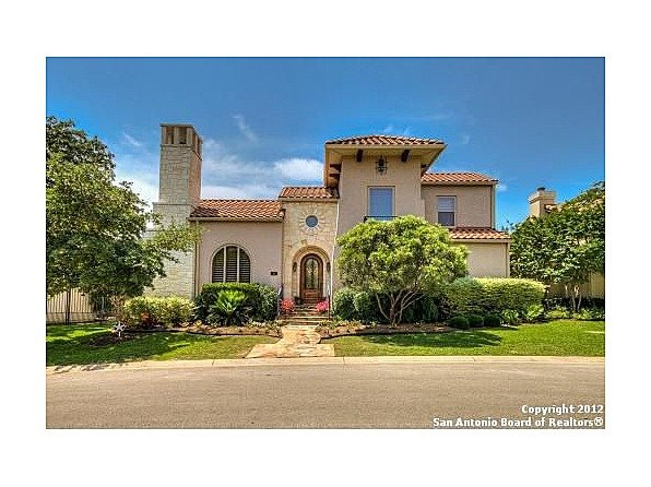 Yahoo! Homes of the Week san antonio
