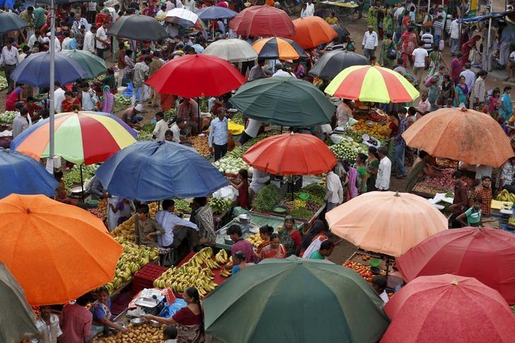 Preview - India Sept consumer inflation seen picking up from record low