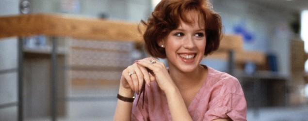 Ringwald's secret about her 'Breakfast Club' outfit
