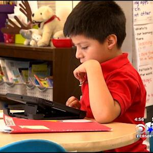 Dallas School Works To Break Poverty Cycle