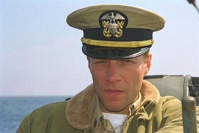 Jon Bon Jovi as Lt. Pete Emmett in Universal's U-571