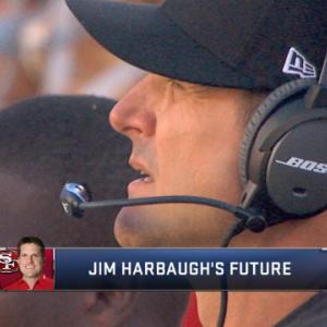 What's next for San Francisco 49ers head coach Jim Harbaugh?