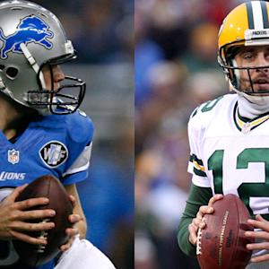 Lions at Packers Preview