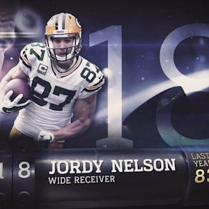 'Top 100 Players of 2015': No. 18 Green Bay Packers wide receiver Jordy Nelson