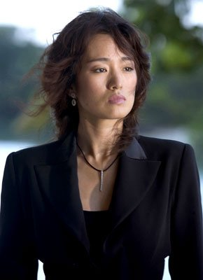 Gong Li in Universal Pictures' Miami Vice
