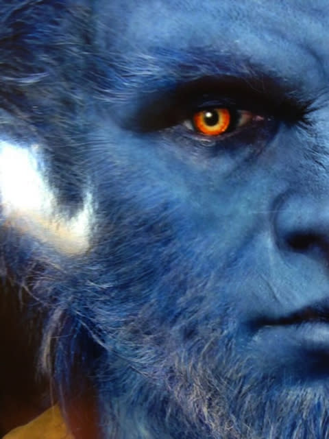 Bryan Singer Tweets Beastly Photo of 'X-Men' Star Nicholas Hoult