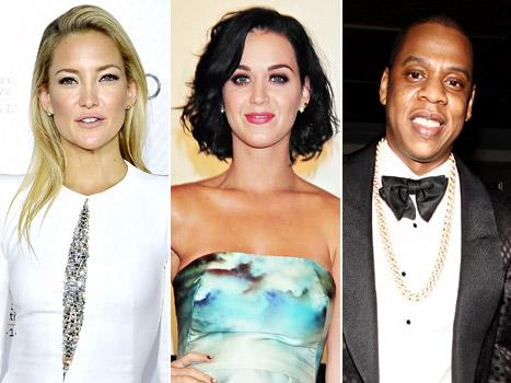 Where Kate Hudson, Katy Perry and Jay-Z Hang Out in Miami