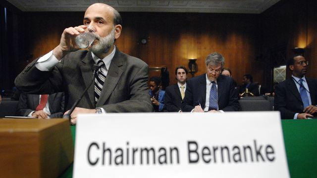 Ben Bernanke was surprisingly candid about his eating habits in his memoir
