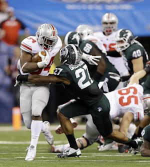 Buckeyes haven't gotten over crushing defeat yet