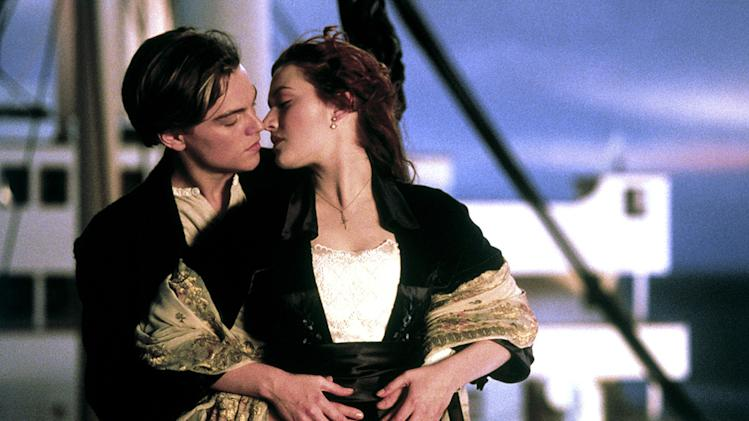 Titanic Movie Stills 1998 Leonardo DiCaprio Kate Winslet