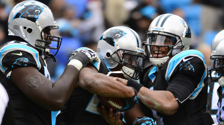 NFL: Tampa Bay Buccaneers at Carolina Panthers