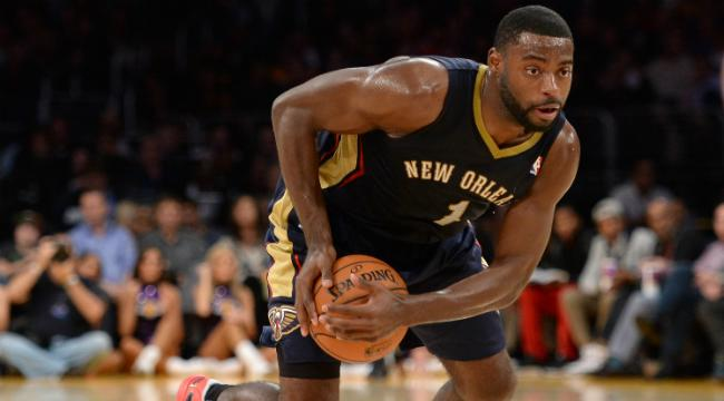 Tyreke Evans Is Officially Out For The Season After His Third Knee Surgery