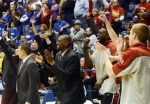 UNLV holds off Air Force 65-63 in OT