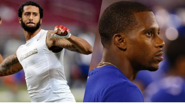Victor Cruz Blasted Colin Kaepernick's Decision Not To Stand During The National Anthem