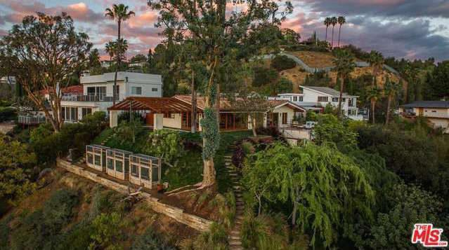 weekend open house: Rustic-Modern Ranch With Awesome Views in the Los Feliz Oaks Asking $5.75 Million