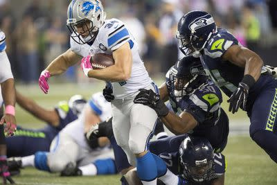 Zach Zenner could get carries even if Joique Bell returns, fantasy value remains long-term