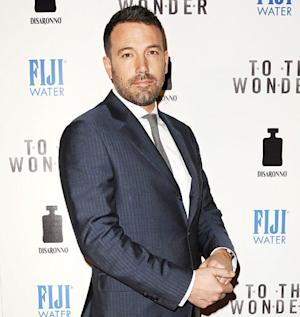Ben Affleck to Receive an Honorary Degree from Brown University