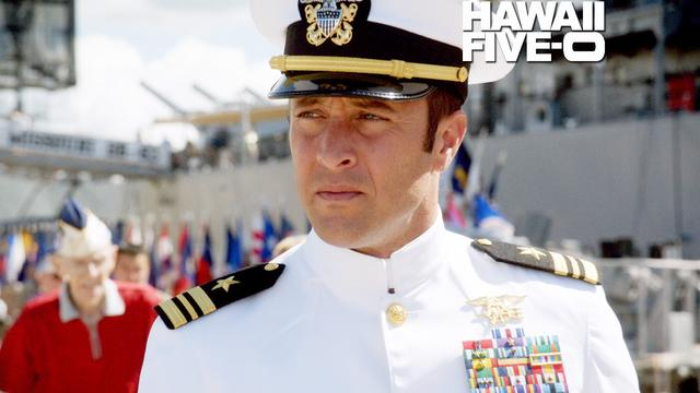 Hawaii Five-0 - My Father's Killer