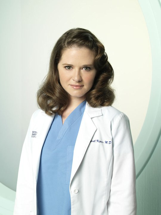 Sarah Drew stars as April Kepner in &quot;Grey's Anatomy.&quot; 