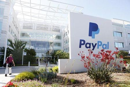 PayPal's profit surges on growth in transactions, new users