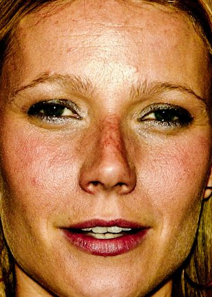 Even Gwyneth Paltrow has unflattering photos. Photo courtesy of celebritycloseup.tumblr.com