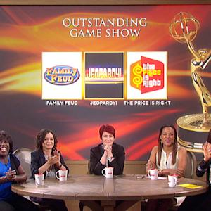 "The Talk - 'The Talk' Hosts Announce the ""42nd Annual Daytime Emmy Awards"" Nominations - Part 2"