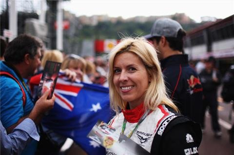 Maria de Villota seriously injured in crash