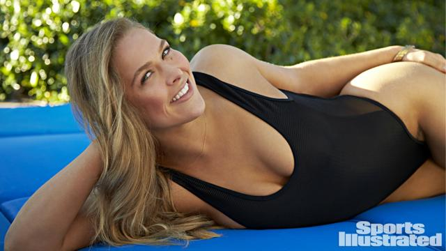 Ronda Rousey On Her Big UFC Fight and Making 'Furious 7' With Paul Walker