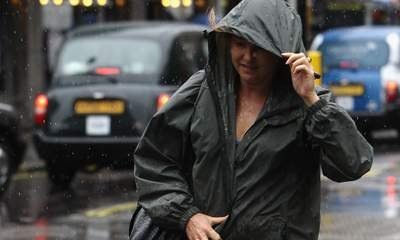 Weather: Rain And Wind Ahead Of Bank Holiday - Yahoo! News UK