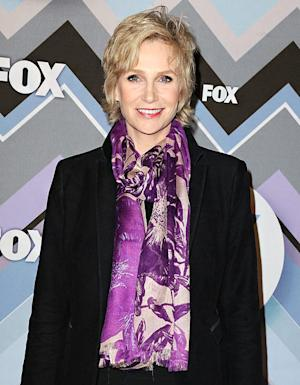 "Jane Lynch: My Stepdaughter Is ""Not at All in Awe"" of My Acting Fame"