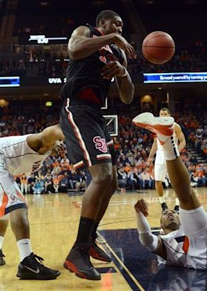 Virginia defeats St. John's, 68-50 in NIT