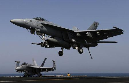 Exclusive: Boeing nears decision to self-fund more F/A-18 fighters